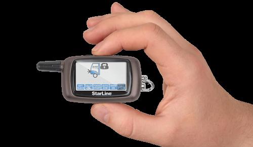 Брелок StarLine 24V с дисплеем