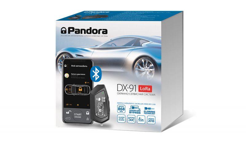 Pandora DX 91 LoRa v.2