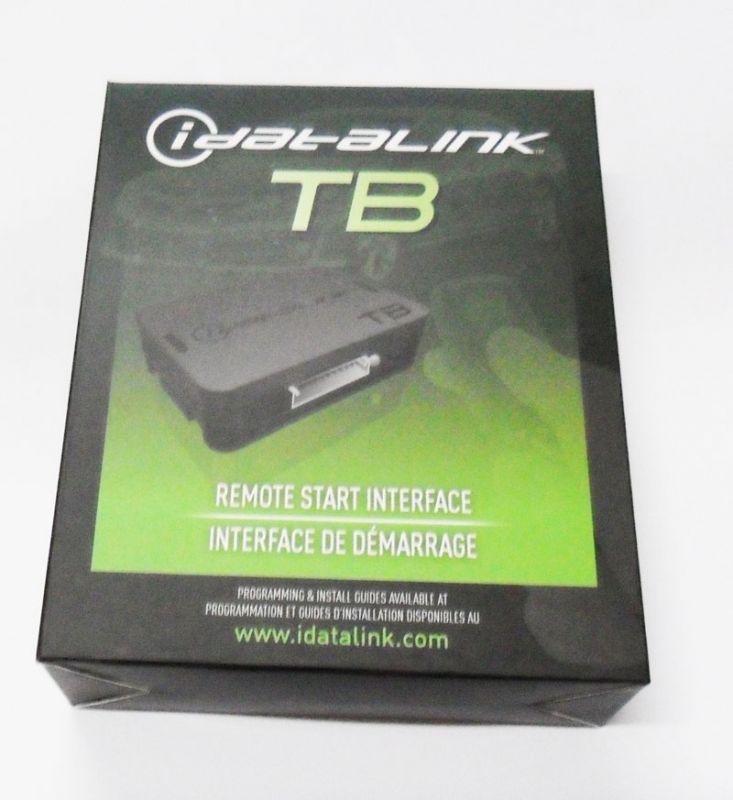 Модуль обхода штатного иммобилайзера iDatalink ADS TB