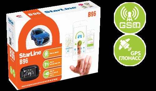 StarLine B96 2CAN+2LIN GSM GPS