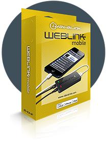 Программатор  iDatalink ADS-WLM-AP1 WEBLINK Mobile