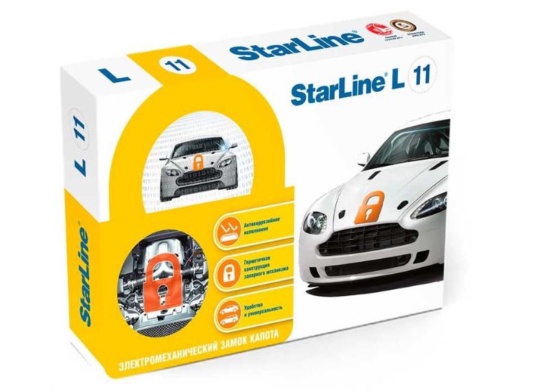 Замок капота StarLine L11 +